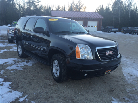 2007 GMC Yukon for sale in Oxford, ME
