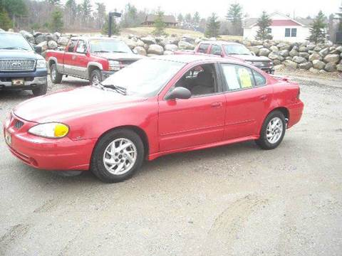 2004 Pontiac Grand Am for sale in Oxford, ME