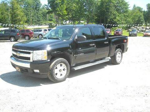 2007 Chevrolet Silverado 1500 for sale in Oxford, ME