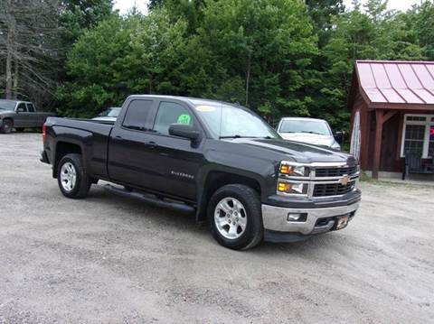 2014 Chevrolet Silverado 1500 for sale in Oxford, ME