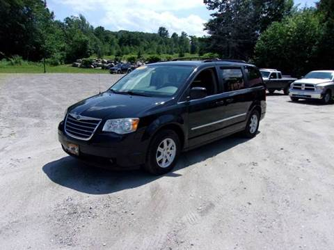 2010 Chrysler Town and Country for sale in Oxford, ME