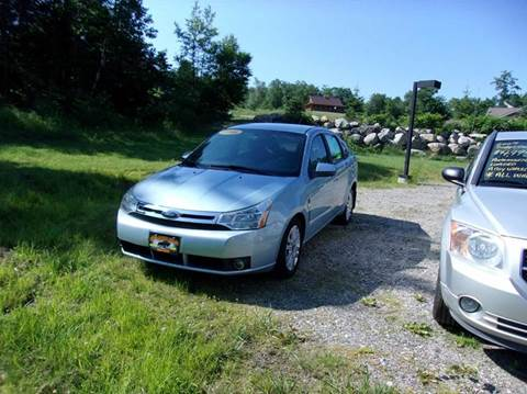 2008 Ford Focus for sale in Oxford, ME