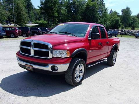 2005 Dodge Ram Pickup 1500 for sale in Oxford, ME