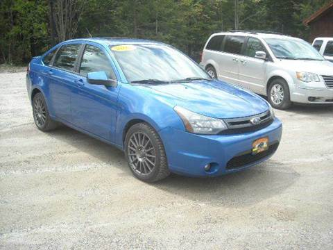 2010 Ford Focus for sale in Oxford, ME