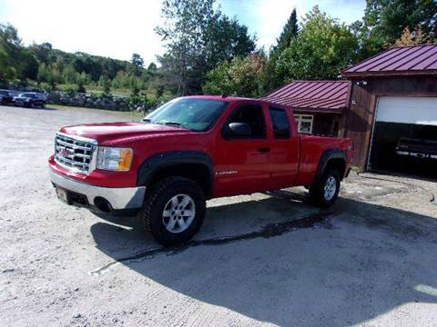 2007 GMC Sierra 1500 for sale in Oxford, ME