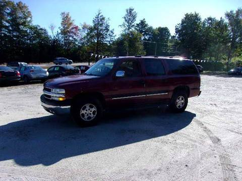 2005 Chevrolet Suburban for sale in Oxford, ME