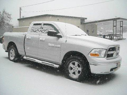 2012 RAM Ram Pickup 1500 for sale in Oxford, ME