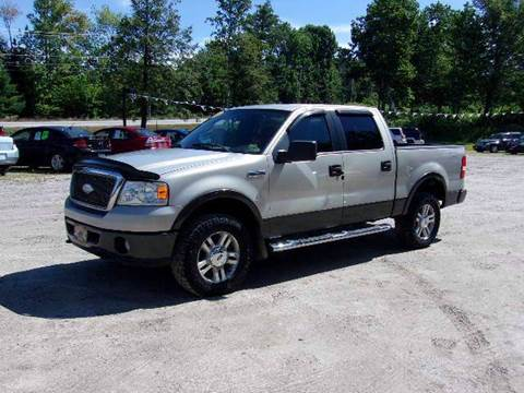 2006 Ford F-150 for sale in Oxford, ME