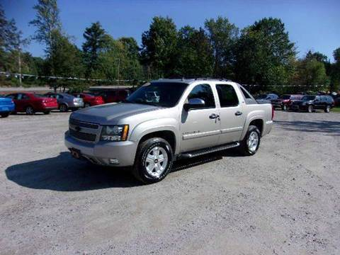 2008 Chevrolet Avalanche for sale in Oxford, ME
