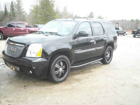 2008 GMC Yukon for sale in Oxford, ME