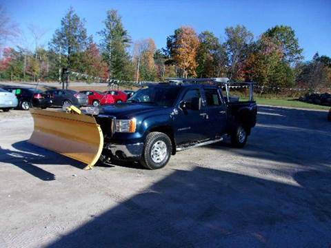 2008 GMC Sierra 2500HD for sale in Oxford, ME