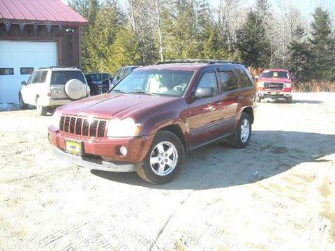 2007 Jeep Grand Cherokee For Sale Maine
