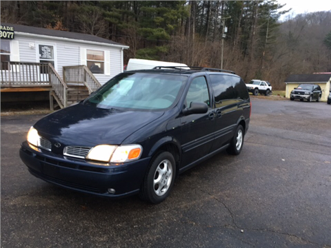 2002 Oldsmobile Silhouette for sale in Nelsonville, OH