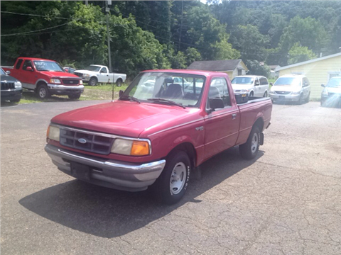 1994 ford ranger for sale waltham ma for Scotland motors inc laurinburg nc