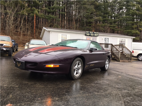 1997 Pontiac Firebird for sale in Nelsonville, OH