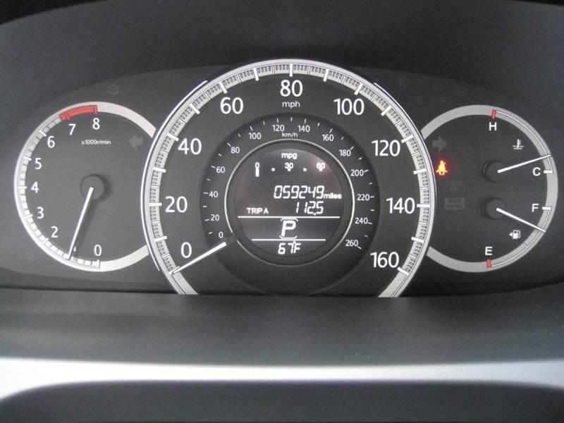2013 Honda Accord EX L 4dr Sedan - Scranton PA