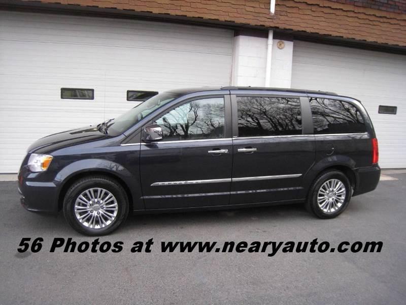 2013 Chrysler Town and Country Touring-L 4dr Mini-Van - Scranton PA