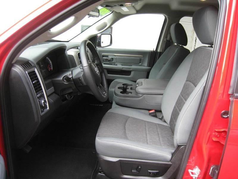 2016 RAM Ram Pickup 1500 Big Horn 4x4 4dr Quad Cab 6.3 ft. SB Pickup - Scranton PA