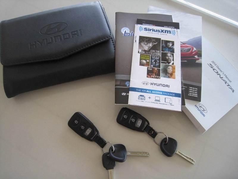 2014 Hyundai Sonata GLS 4dr Sedan - Scranton PA