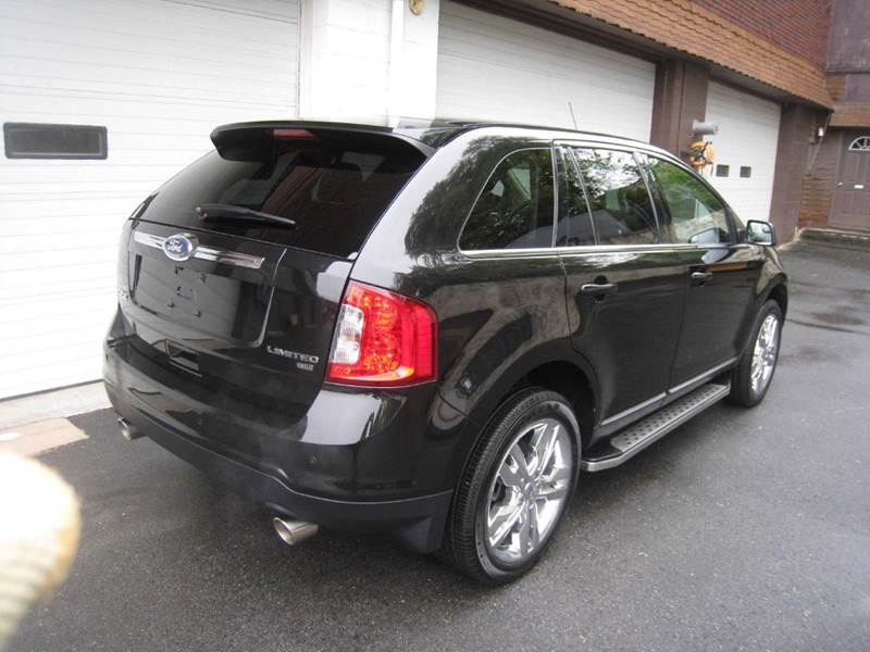 2013 Ford Edge AWD Limited 4dr SUV - Scranton PA