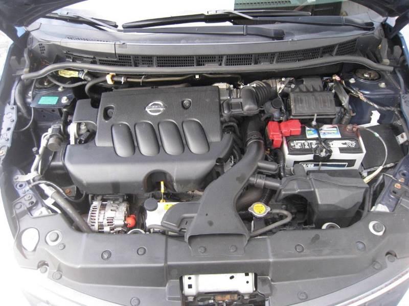2009 Nissan Versa 1.8 SL 4dr Hatchback - Scranton PA
