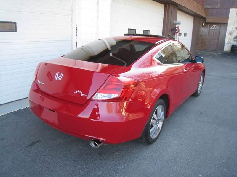 2012 Honda Accord EX-L 2dr Coupe - Scranton PA