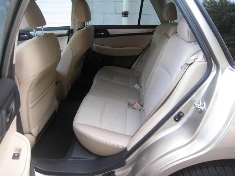 2015 Subaru Outback AWD 2.5i Premium 4dr Wagon - Scranton PA