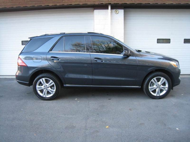 2014 Mercedes-Benz M-Class ML350 4MATIC AWD 4dr SUV - Scranton PA