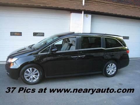 2015 Honda Odyssey for sale in Scranton, PA