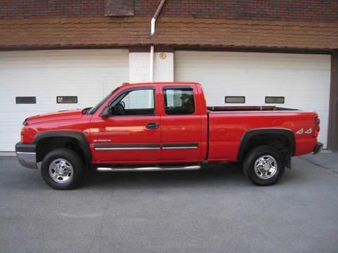 2005 Chevrolet Silverado 2500HD