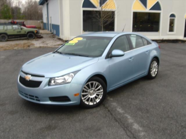 2012 Chevrolet Cruze Eco 4dr Sedan In Fort Wayne In Carplex