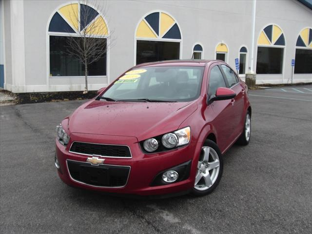 2012 Chevrolet Sonic LTZ 4dr Sedan w/2LZ - Fort Wayne IN