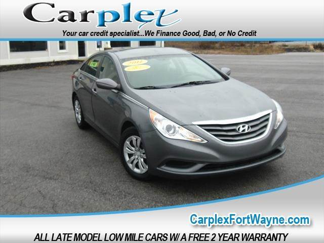 2011 Hyundai Sonata Gls 4dr Sedan 6a In Fort Wayne In