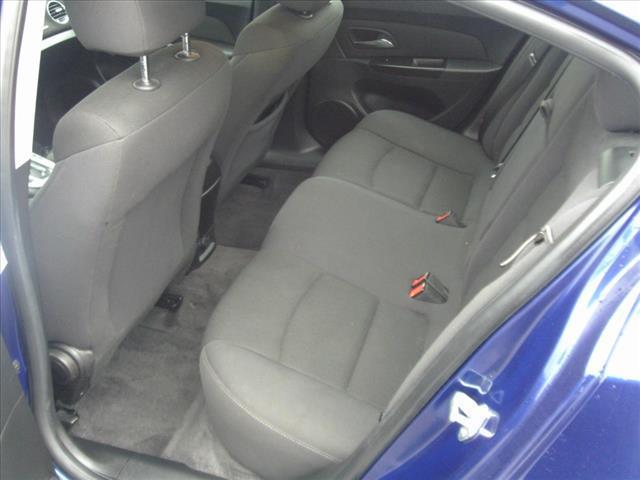 2012 Chevrolet Cruze LT 4dr Sedan w/1LT - Fort Wayne IN
