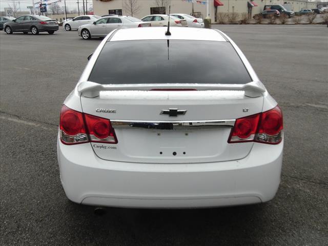 2011 Chevrolet Cruze LT 4dr Sedan w/1LT - Fort Wayne IN
