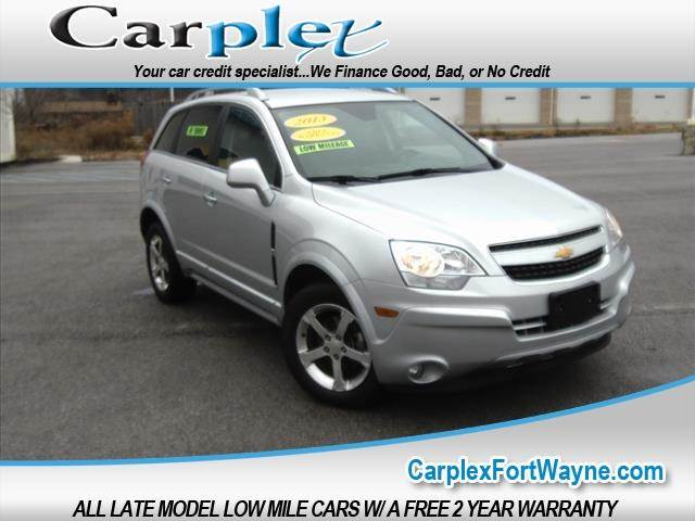 2013 chevrolet captiva sport lt 4dr suv in fort wayne in for Car plex