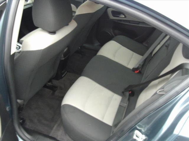 2012 Chevrolet Cruze LS 4dr Sedan - Fort Wayne IN