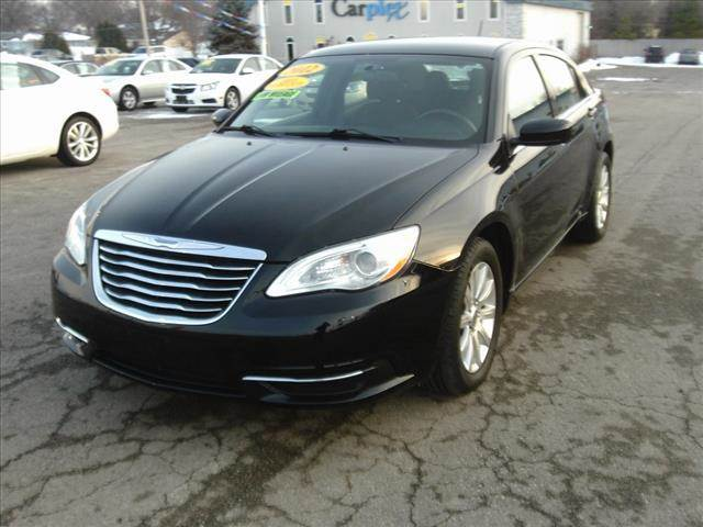 2012 Chrysler 200 Touring 4dr Sedan In Fort Wayne In Carplex