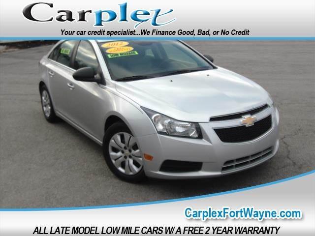2012 Chevrolet Cruze Ls 4dr Sedan In Fort Wayne In Carplex