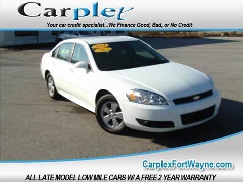 Carplex used cars fort wayne in dealer for Car plex