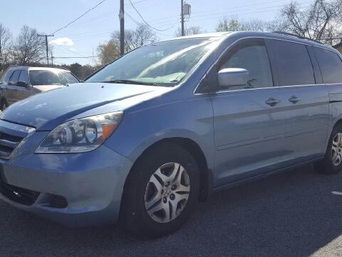 2005 Honda Odyssey for sale in Petersburg, VA