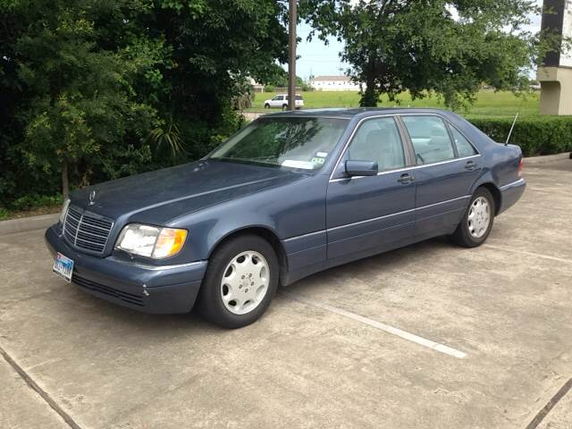 1996 mercedes benz s class for sale in houston tx for Used mercedes benz s550 for sale in houston tx