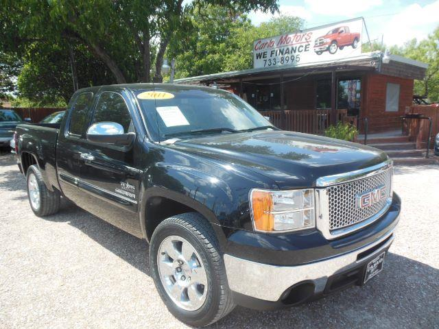 2011 gmc sierra 1500 sle ext cab 2wd in san antonio tx for Sierra motors san antonio tx