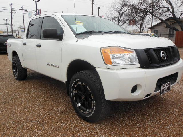 2011 nissan titan pro 4x crew cab 4wd swb in san antonio tx carlo motors. Black Bedroom Furniture Sets. Home Design Ideas