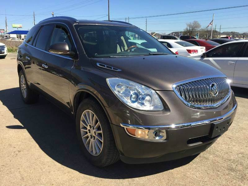 2009 buick enclave cxl 4dr suv in houston tx discount. Black Bedroom Furniture Sets. Home Design Ideas