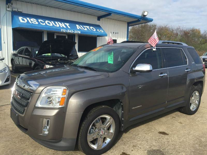 2012 gmc terrain slt 2 4dr suv in houston tx discount. Black Bedroom Furniture Sets. Home Design Ideas