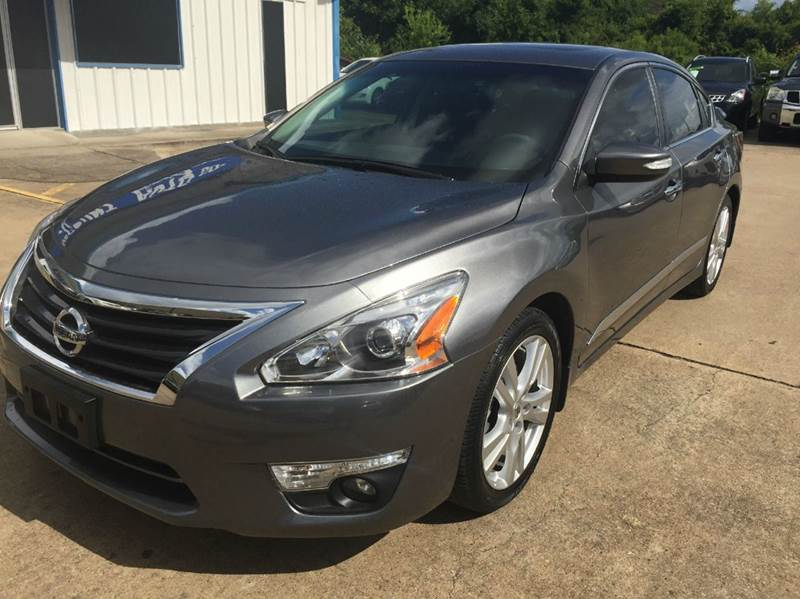 2015 nissan altima 3 5 sl 4dr sedan in houston tx discount auto company. Black Bedroom Furniture Sets. Home Design Ideas
