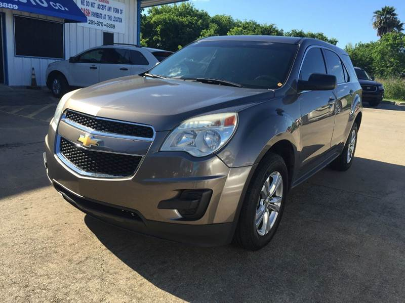 2010 chevrolet equinox ls 4dr suv in houston tx discount. Black Bedroom Furniture Sets. Home Design Ideas