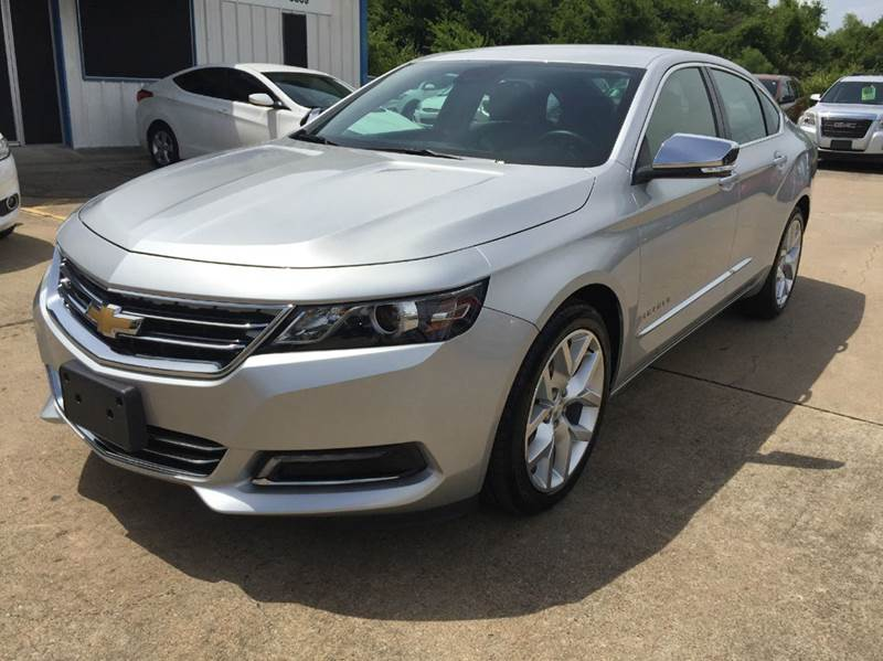 2016 chevrolet impala lt 4dr sedan w 2lt in houston tx for Discount motors jacksboro hwy inventory
