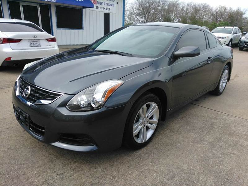 ... 2013 Nissan Altima Problems 2013 Nissan Altima 2 5 S 2dr Coupe In  Houston Tx. ««